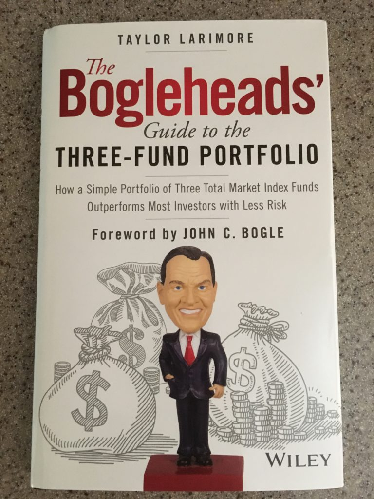 A Review Of The Bogleheads' Guide To The Three-Fund Portfolio - The Wall  Street Physician